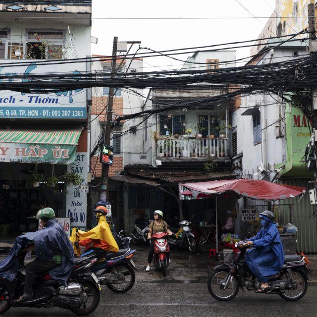 Mit dem Roller durch Vietnam
