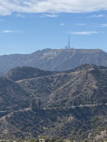 Vor paar Tagen wanderte ich mit paar Freunden vom Griffith Observatorium bis…