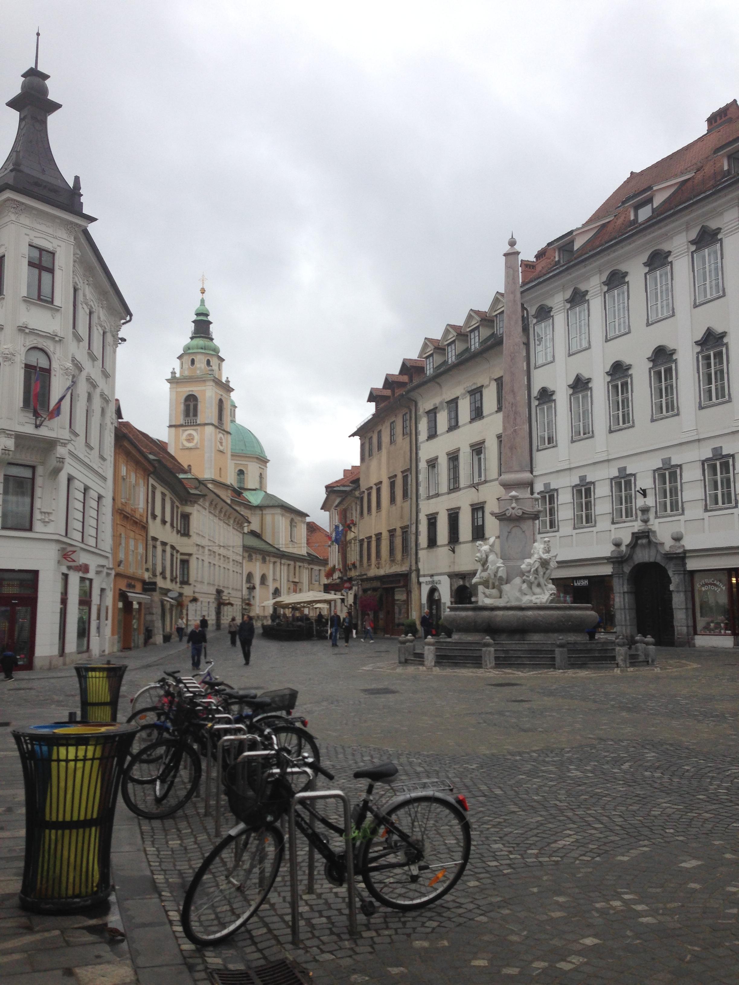 Jetzt geht's los! – Mein Auslandssemester in Slowenien