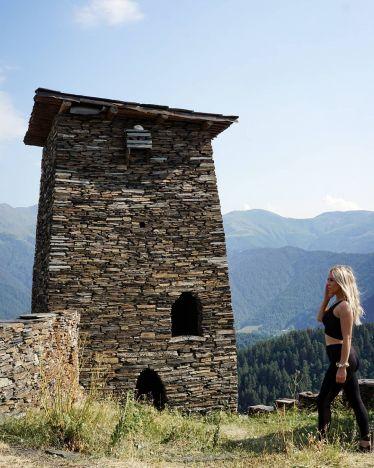 Tushetien ist eines der entlegensten Regionen Georgiens. Die nicht ganz…