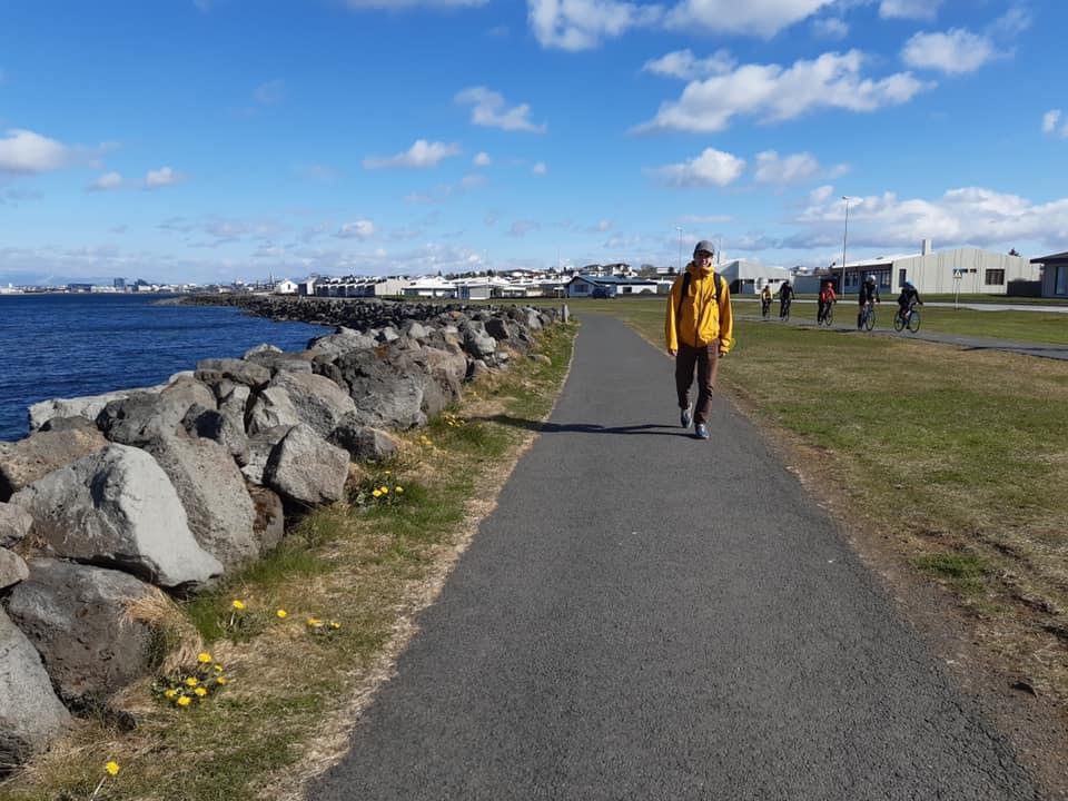 Eines meiner Highlights in Reykjavik ist, dass die Stadt vom Meer umgeben ist.…