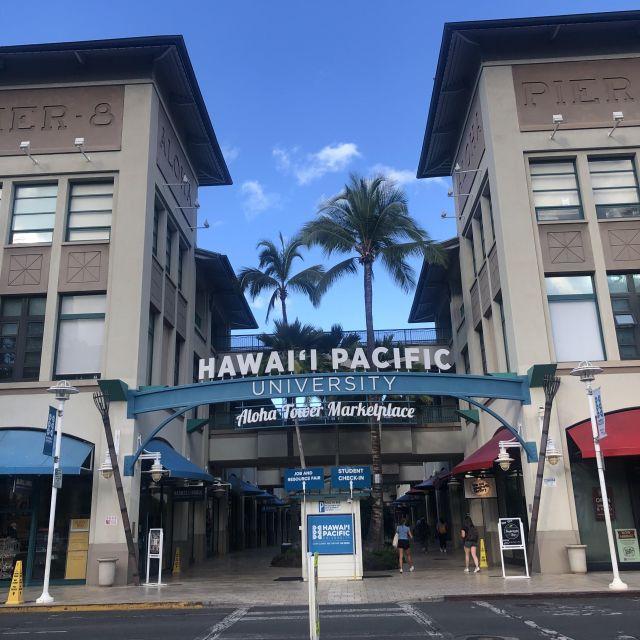 Partneruniversität auf Hawaii