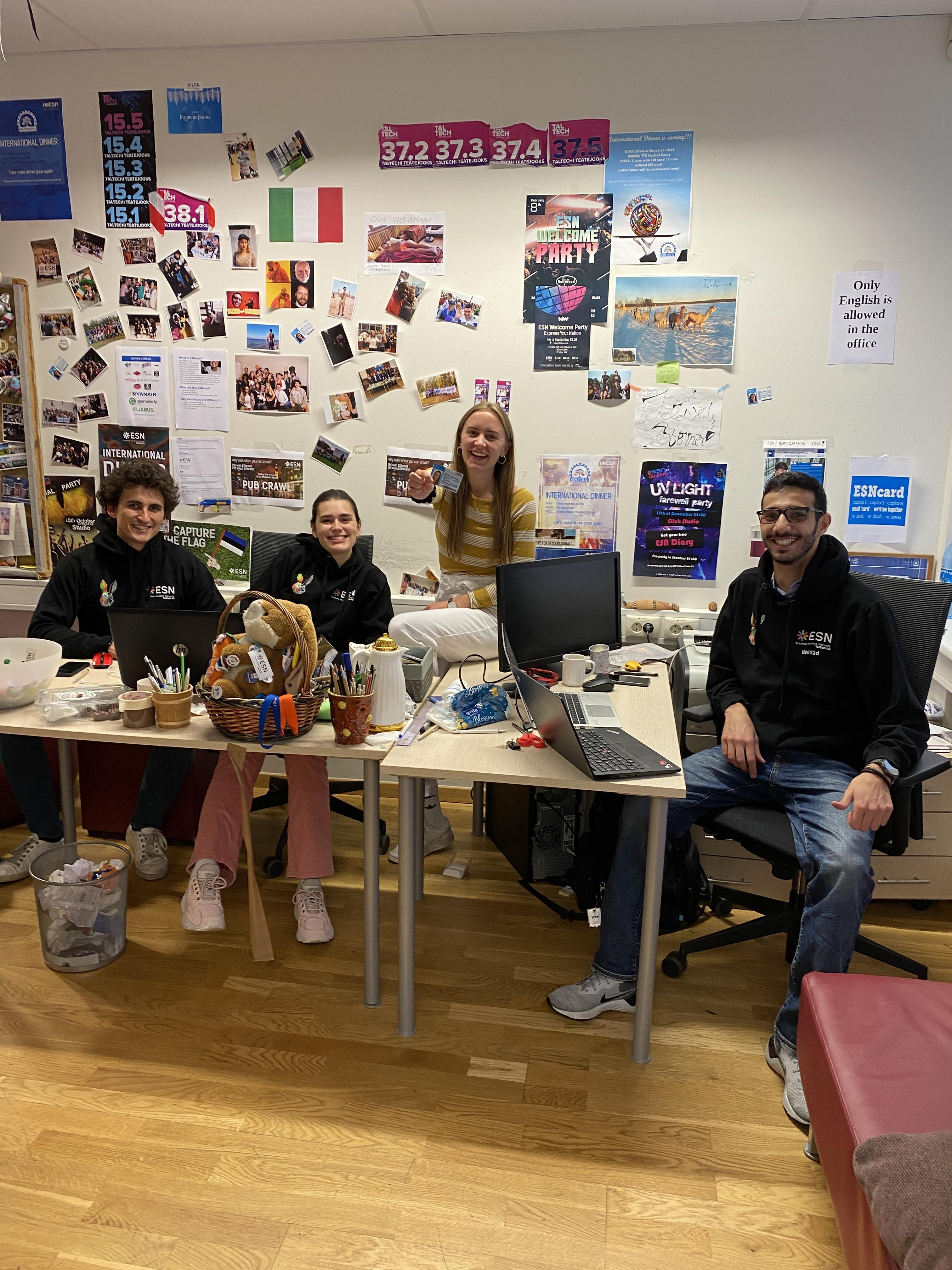 Lebensnotwendig Dokumente im Auslandssemester – Bürokratie in Tallinn