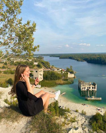Was ein Tag! Ich bin überwältigt von der Natur Estlands. 🌿 Die 45 min…