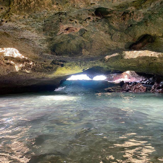 Mermaid caves