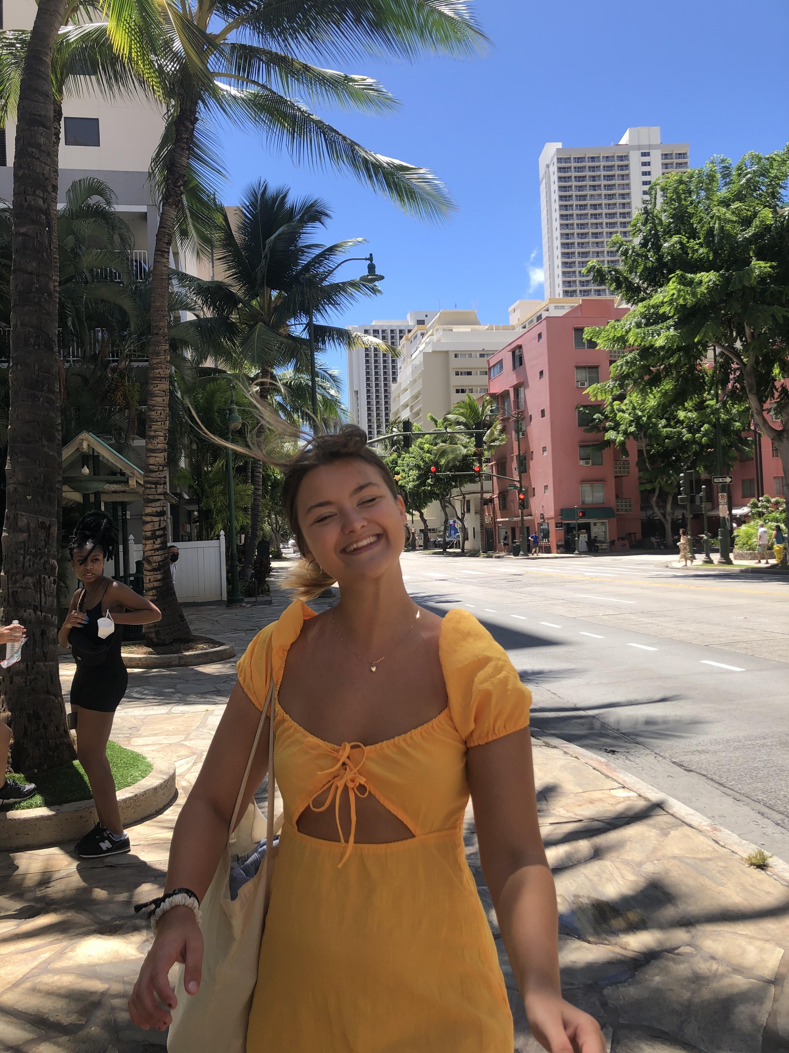 Das Leben auf Hawaii: Erste Eindrücke, Bekanntschaften und Surferfahrungen