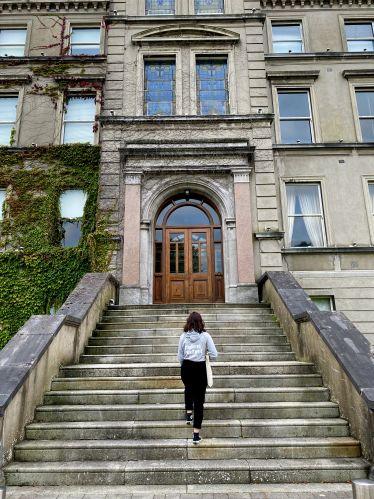 Das älteste Gebäude der Uni wurde Ende des 19. Jahrhunderts erbaut.