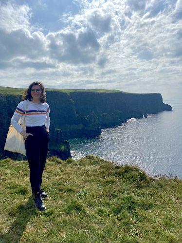 Die Cliffs of Moher sind bis jetzt mit Abstand mein Lieblingsort in Irland.