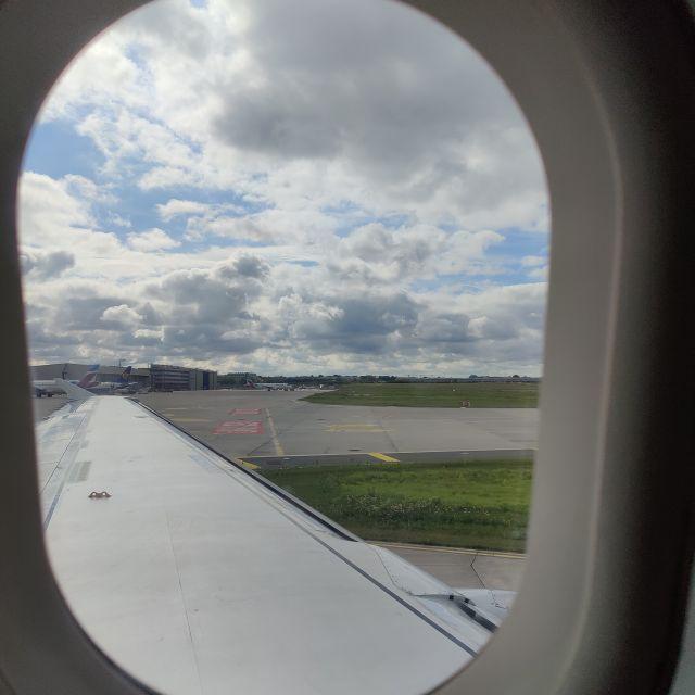 Auslandssemester, fertig, los! Meine Anreise in Galway