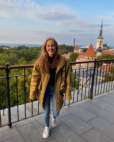 Wenn ich anderen erzählt habe, dass ich mein Auslandssemester in Tallinn…
