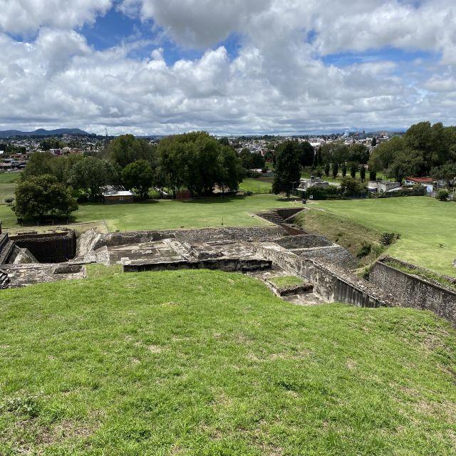 Ausgrabungen Pyramide Cholula