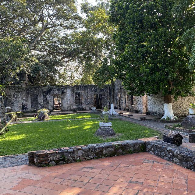 Das Haus von Cortés.