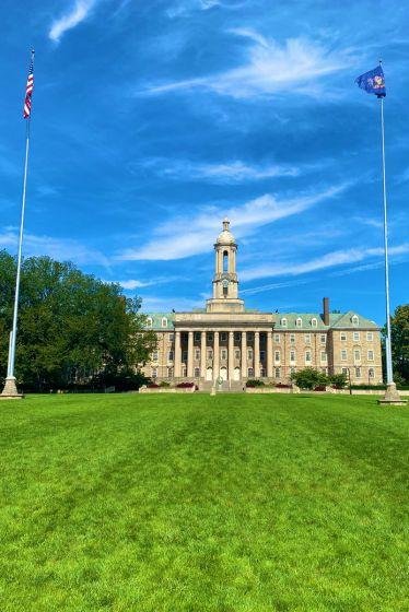 Vor kurzem hat mein neues Semester an der Pennsylvania State University…