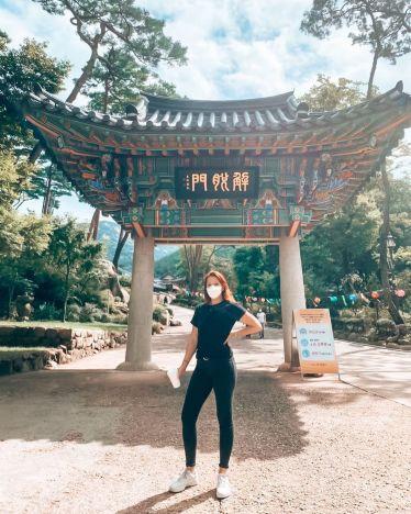 Eunpyeong Hanok Village ✨ …
