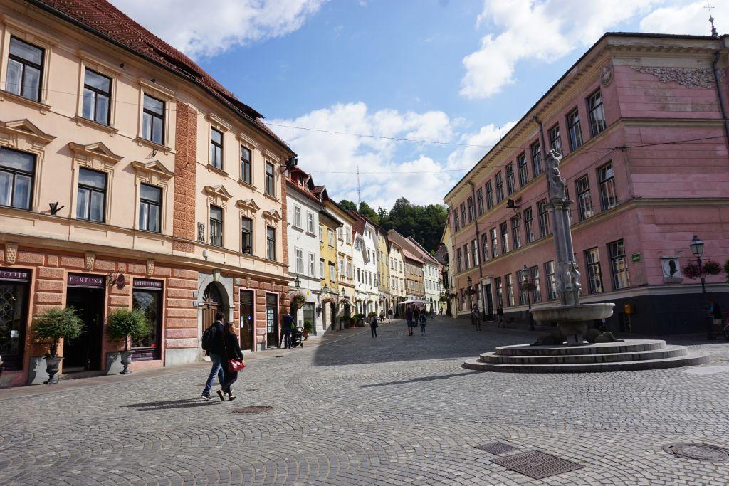Auf die Plätze, fertig, Ljubljana!