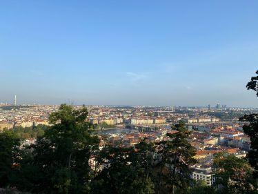 Stadtbild von Prag