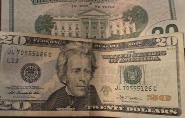 US-Dollar Scheine