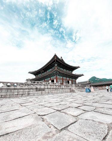 Gyeongbokgung Palace ✨⛩ #palace #korea #auslandssemester #erlebees #seoul…