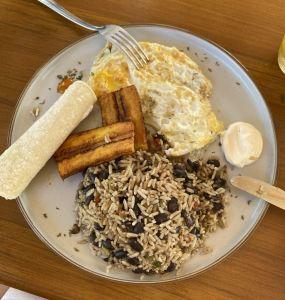 Reis und Bohnen, aber auch noch viel mehr!