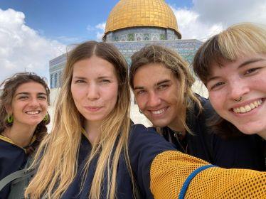 Abgesehen von den ganzen historischen Sehenswürdigkeiten - wie der Al-Aqsa…