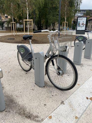 Die City-Bikes sind die schnellste und nachhaltigste Möglichkeit #Ljubljana zu…