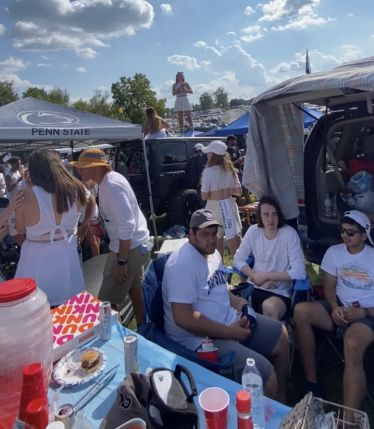Tailgate-Party